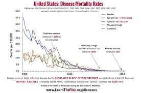 Diseases Declined Before Vaccines Were Introduced Learn