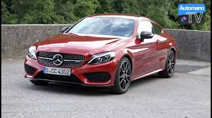 Choose the color, wheels, interior, accessories and more. 2017 Mercedes Amg C43 Coupe 367hp Drive Sound 60fps Youtube