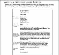 Elements Of A Cover Letters Elements Of A Cover Letter Complete Guide Example