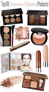 top 10 contouring highlighting s with tutorials makeuo beauty makeup highlighter makeup best makeup s
