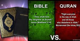 Research Proves Bible Has Twice As More Violence Than Holy