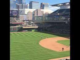 Minnesota Twins Target Field Seating Chart Views