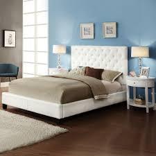 Homesullivan Toulouse Piece White Queen Bedroom Set B Q Canopy Ba Fe E:  Full Size ...