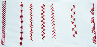 Decorative Embroidery Stitches: Crazy Quilting & machine crazy quilt stitches Adamdwight.com