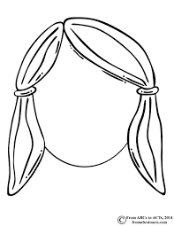 Blank Face Coloring Page GetColoringPages Interesting Printable Face Templates