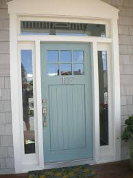 front door hardware brushed nickel. Modern Front Door Hardware Blue Gray With Brushed Nickel Love This Color For