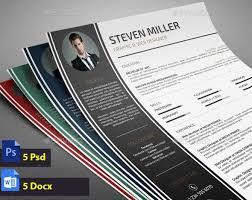 Premium Resume Templates Interesting Premium Resume Templates Premium Resume Templates Cv Psd Free