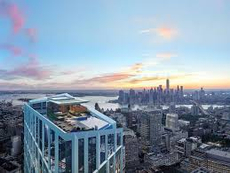 infinity pool united states. Brooklyn Point Infinity Pool United States N