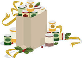 Image result for christmas food drive