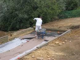 build backyard bocce ball court