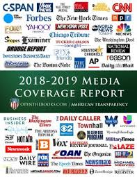 Windstream Salary Chart Openthebooks Media Coverage Report 2018 2019 By Openthebooks