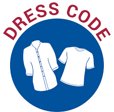 Image result for dress code clipart