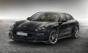 porsche panamera black and white. not special just porsche panamera black and white