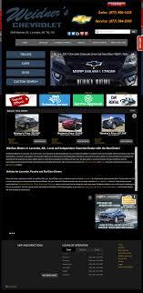 weidner motors history