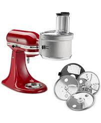 kitchenaid mixer attachments slicer. kitchenaid ksm2fpa stand mixer exactslice food processor attachment kitchenaid attachments slicer p
