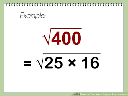 image titled calculate a square root by hand step 1