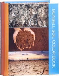 Munsell Soil Chart Munsell Soil Color Book