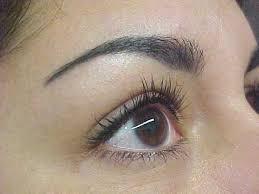 semi permanent makeup healing process