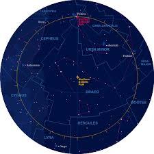 North Celestial Pole Star Chart Esky Northern Celestial Pole