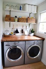 Laundry Room: DIY Countertop Rustic Laundry Rooms - Laundry Room Ideas