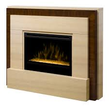 63 75 dimplex gibraltar travertine glass electric fireplace