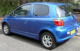 File:2001-2002 Toyota Echo (NCP13R) Sportivo 3-door hatchback 02 ...