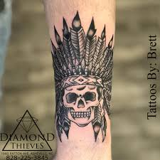 Brett Ippolito Diamond Thieves Body Piercing Tattoo Asheville Nc