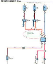toyota 4runner highlander electrical modifications fog light mod 2000 toyota 4runner stereo wiring harness at 2001 Toyota 4runner Wiring Diagram