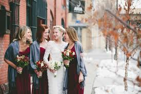 The 9 Awesome Advantages To Having A Winter Wedding Brides