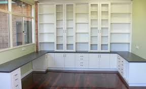great office cabinets built vpnt inexpensive built in home office built office cabinets home
