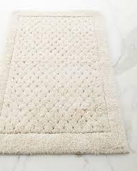 quick look graccioza linen waffle bath rug