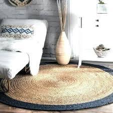 round jute rug 6 jute rug round jute rug 6 the gray barn cinch buckle braided round jute rug