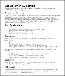 Cv Shop Assistant Resume Template For Sales Job Retail Sales Clerk Resume