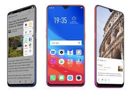 Sleek Design Phones Oppos F9 Offers A Sleek Design And Introduces A Teardrop