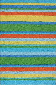 jelly bean rugs indoor outdoor rug front cropped image
