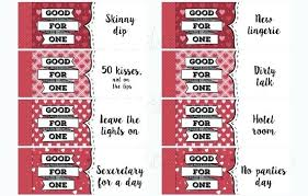 Ideas For Boyfriend Coupons Free Printable Coupon Book Template Christmas For Boyfriend Yakult Co