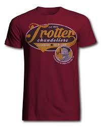 only fools and horses official trotters chandelier cleaning services t shirt