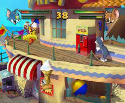Tom and Jerry in War of the Whiskers – The Video Game Soda Machine Project