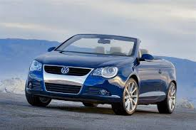 volkswagen eos 2006 2011 used car review car review rac drive volkswagen eos 2006 2011 used car review