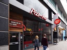 Dessert Picture Of Pizza Hut Corporation Street Manchester