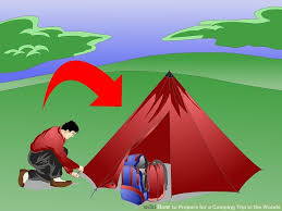 camping in the woods. Image Titled Prepare For A Camping Trip In The Woods Step 31