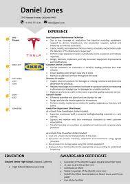 Simple Minimalist Grey Color Word Resume Template Vista Resume