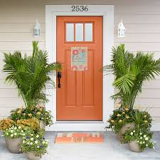 front door decor summerFront Door Decorations