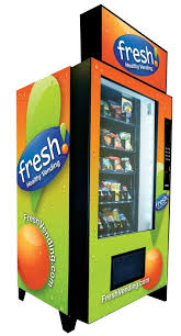 Vending Machines San Diego Ca Beauteous Health Food From A Vending Machine Lehighvalleylive