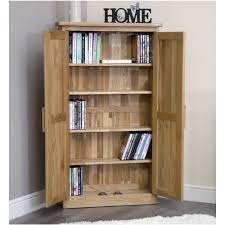 conran solid oak hidden home office. Arden Solid Oak Furniture CD DVD Cupboard Conran Hidden Home Office