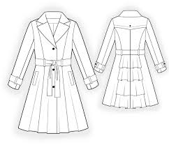 Raincoat Pattern