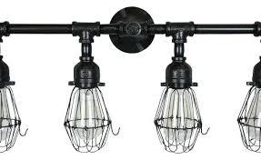 industrial bathroom vanity lighting. Industrial Bathroom Vanity Lighting Rustic Lights Best Of Era Light C