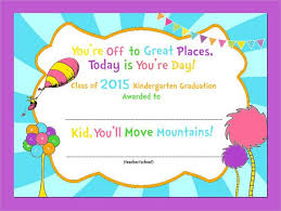 Kindergarten Graduation Certificate Inspirational Microsoft Word
