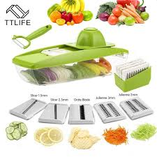 <b>TTLIFE</b> 5 Interchangeable Blades <b>Stainless Steel</b> Adjustable ...