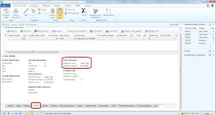 What Is A Purchase Order Number Microsoft Dynamics Ax 2012 Item Reference Of Direct Delivery